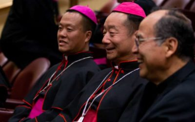 Tiananmen Square to St. Peter's Square: Who are the Chinese bishops at the synod?
