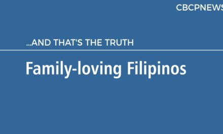 Family-loving Filipinos