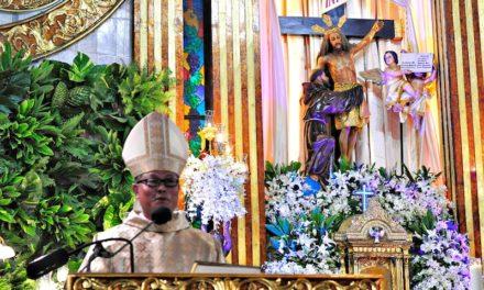 Bishop: 'No simple life without Jesus'