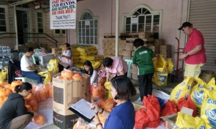 'Bayanihan' spirit moves post-'Ompong' recovery in Baguio