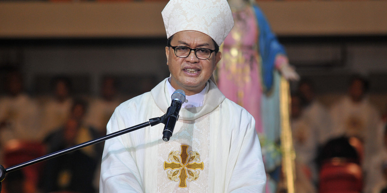 'Respect for human rights begins at home,' bishop tells gov't