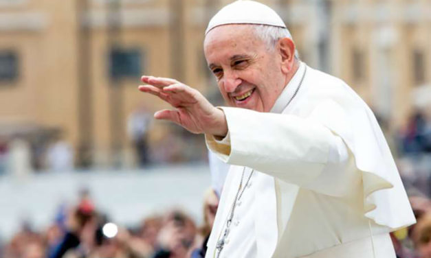 Pope Francis calls faithful married love 'revolutionary'