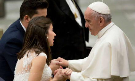 Pope Francis: Marriage prep should be more than a few parish meetings
