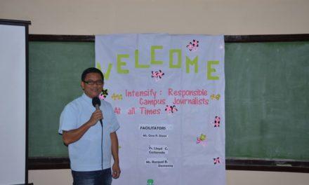 Sagada youth learn 'responsible journalism'