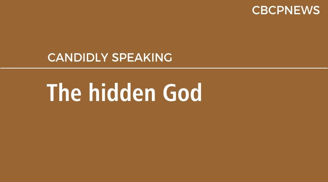 The hidden God