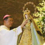 Our Lady of the Pillar image crowned in Bataan
