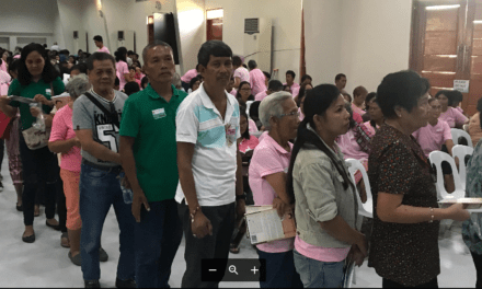 Sorsogon laity hold 1st diocesan congress