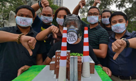 Negros bishops up in arms over coal plant
