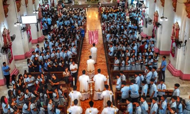 Bishop's hope: More vocations from 'levitical town' of Hagonoy