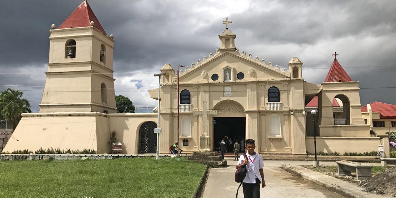 Bishop calls for reconciliation amid looming return of Balangiga bells
