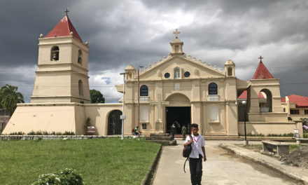 Bishop calls for reconciliation amid looming return of Balangiga bells