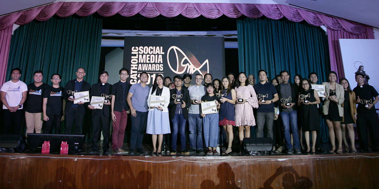 2018 Catholic Social Media Awards laud 'online missionaries'
