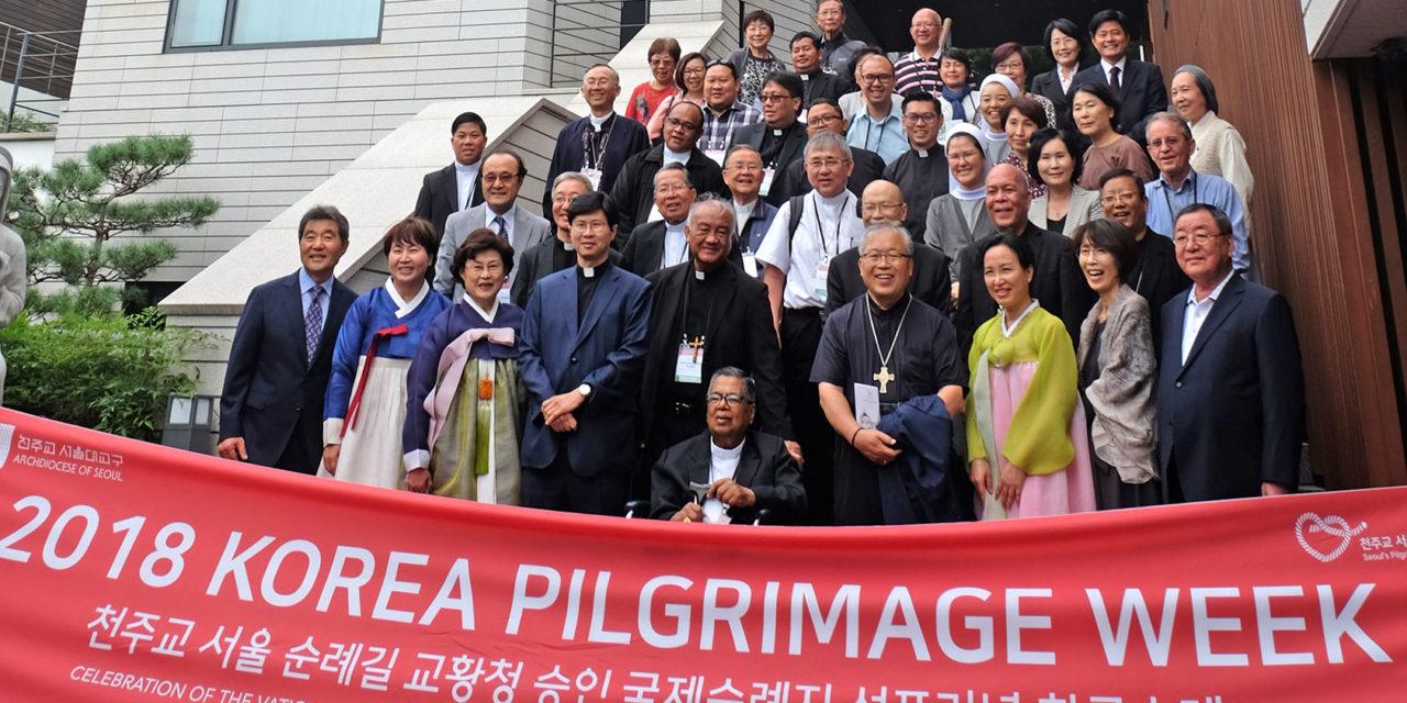 Seoul Pilgrimage Routes