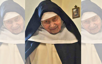 Polish nun who helped saved Jews during Holocaust dies at 110