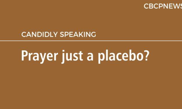 Prayer just a placebo?