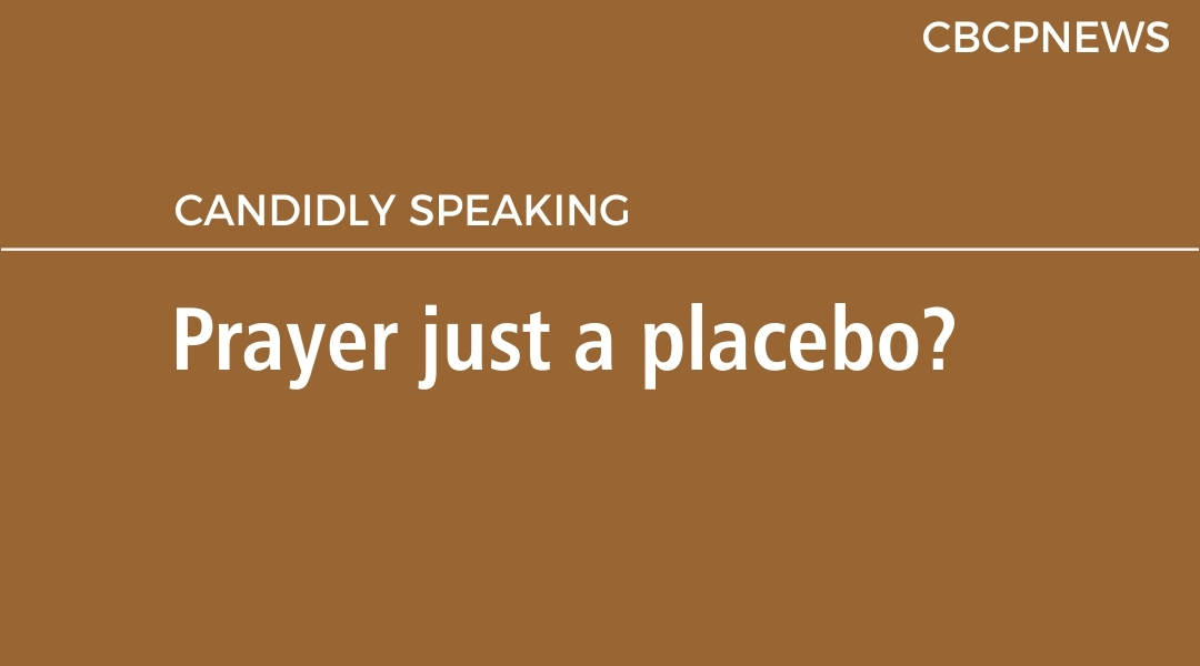 Prayer just a placebo?