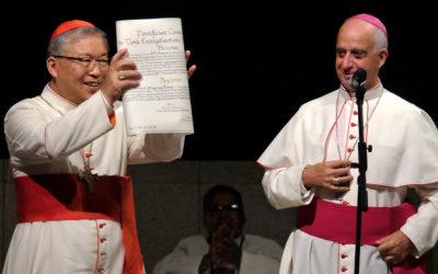 First in Asia, Vatican declares Seoul as int'l pilgrimage site