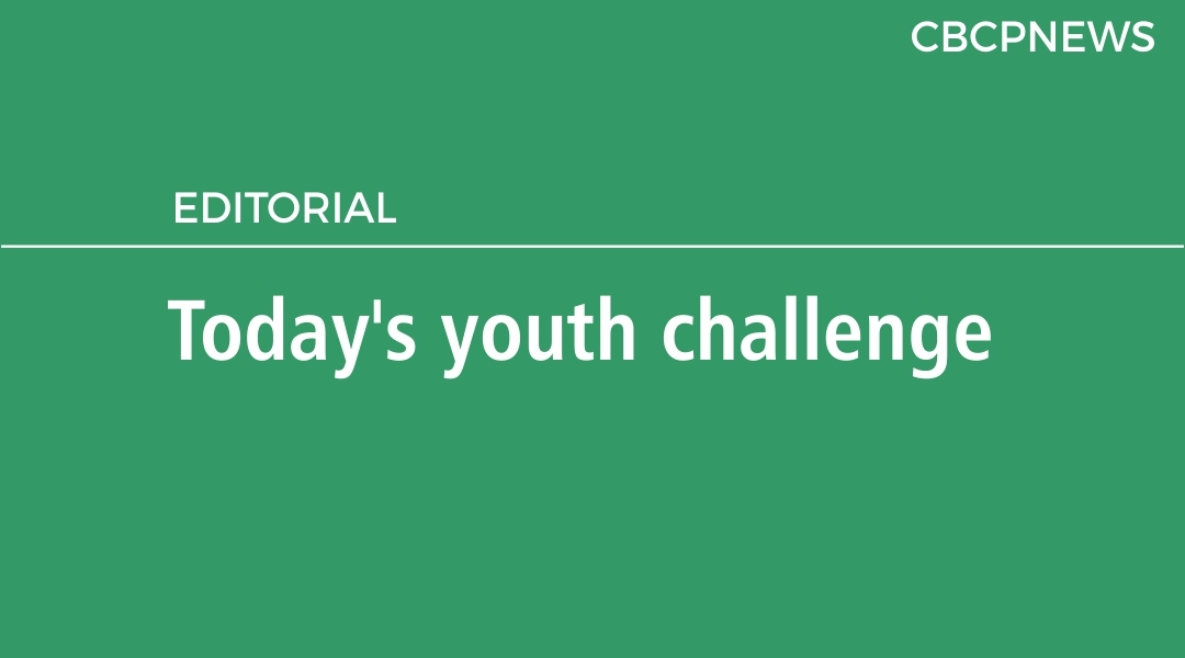 Today's youth challenge