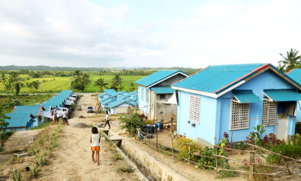 Church builds more than 30,000 houses for Yolanda victims