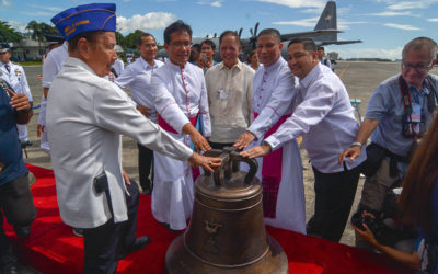 Bishops see return of Balangiga bells as path to healing