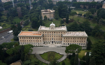 Pope revamps Vatican City State structures, laws to boost oversight