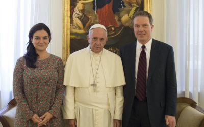 Top officials of Vatican press office resign