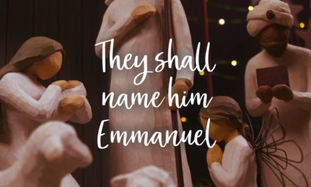 December 25, 2018 – The Nativity of the Lord – Christmas – At the Vigil Mass