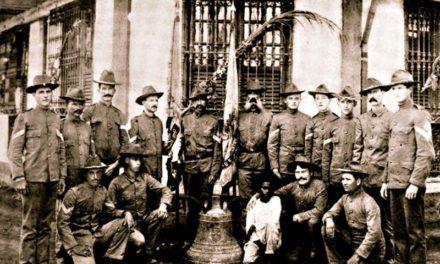Historian confirms: Franciscans made 2 Balangiga bells