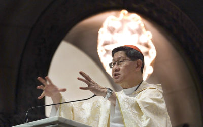 Cardinal Tagle's Christmas message