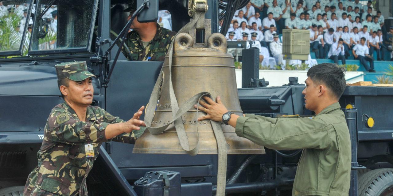 'Balangiga bells belong in the church, not in a museum'