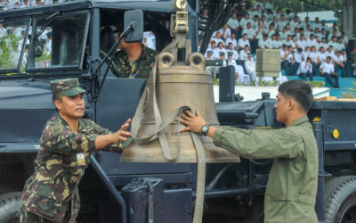 'Balangiga bells belong in the church, not in a museum'