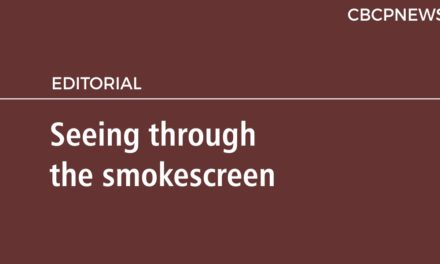 Seeing through the smokescreen