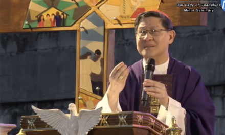 Bullies are 'cowards, insecure'— Cardinal Tagle
