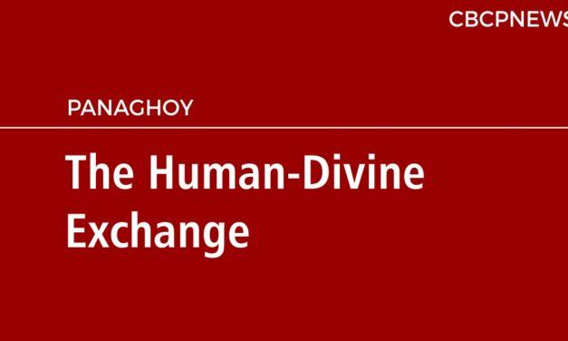The Human-Divine Exchange