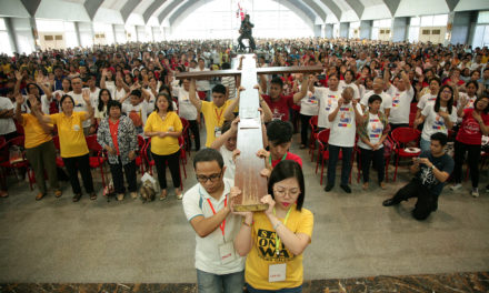 Parañaque diocese opens Year of the Youth
