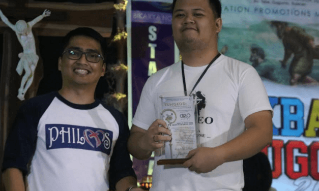 9 Bulacan altar servers are 1st Gawad Obispo Almario awardees