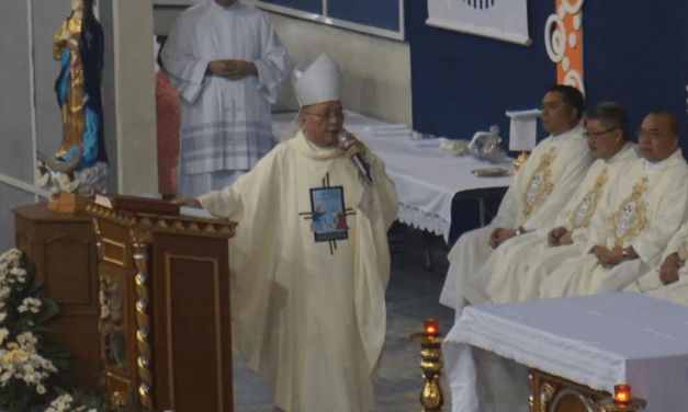 Priests given 4 reflection points at 'Year of Clergy' closing