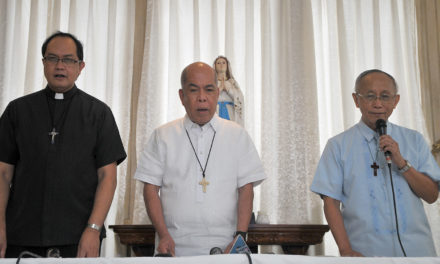 Don't let Jolo bombing spoil peace process—  archbishop