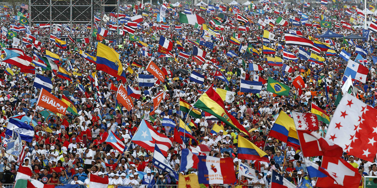 Next World Youth Day to be held in Portugal