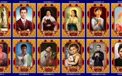 Diocese promotes 11 young saints for 'Year of Youth'