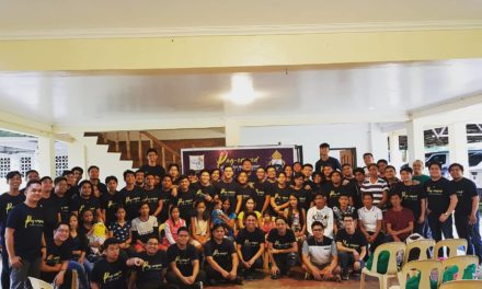 Sorsogon's seminarians reach out to out-of-school youth