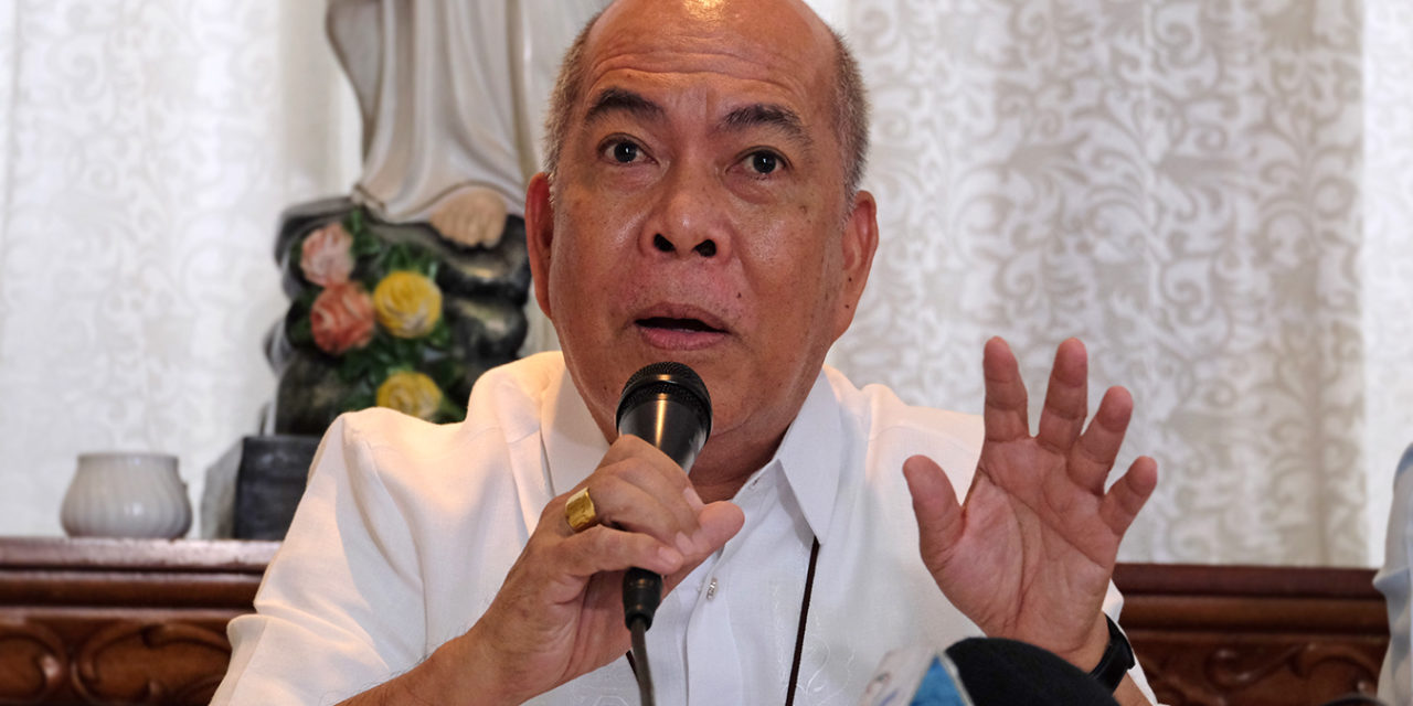 Davao churches ban bags, backpacks after Jolo blasts