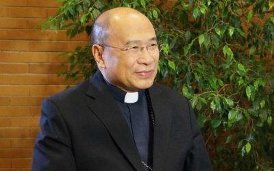 Hong Kong bishop dies at age 73