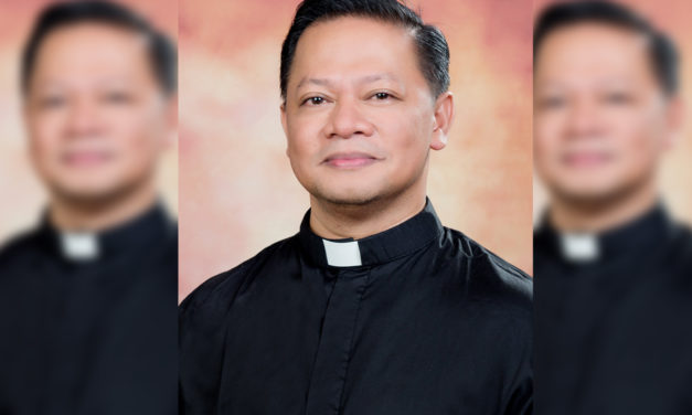 Pope names new bishop of Daet
