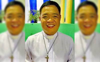 Pope appoints new bishop of San Jose de Antique