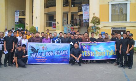 Kidapawan bishop calls for peace amid BOL vote