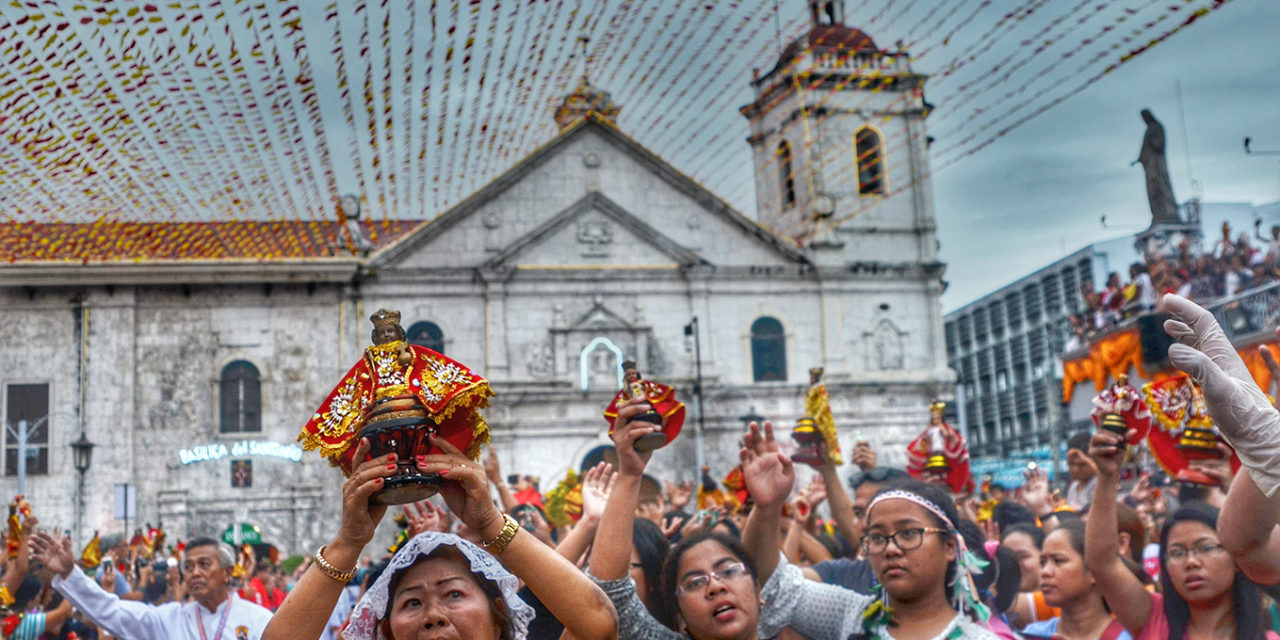 Feast of Sto. Niño de Cebu