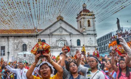 Feast of Sto. Niño de Cebu
