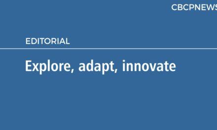 Explore, adapt, innovate