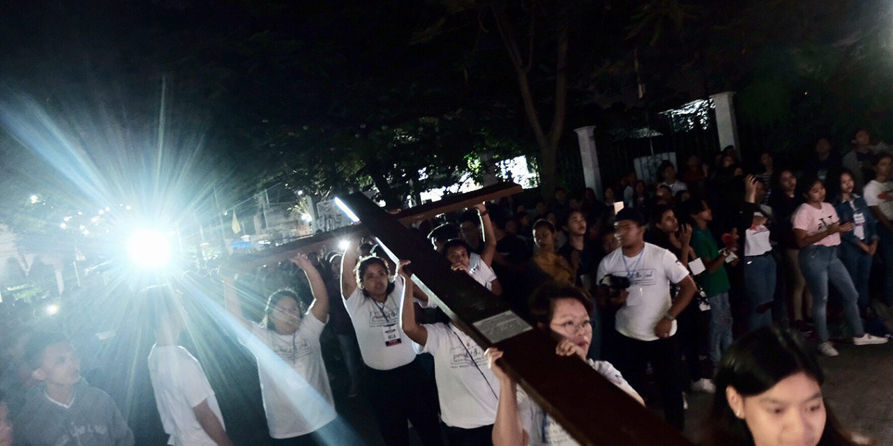 Parañaque youth gather for local WYD